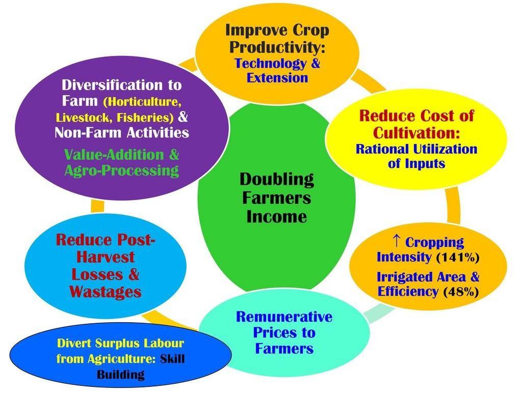 ias-coaching-centres-bangalore-hyderabad-pragnya-ias-academy-current-affairs-Farmers-income-budget