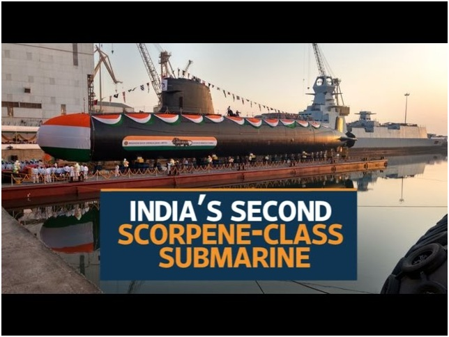 ias-coaching-centres-bangalore-hyderabad-pragnya-ias-academy-current-affairs-INS-Khanderi-submarine-Scorpene-class