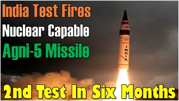 ias-coaching-centres-bangalore-hyderabad-pragnya-ias-academy-current-affairs-India-nuclear-missile-fires