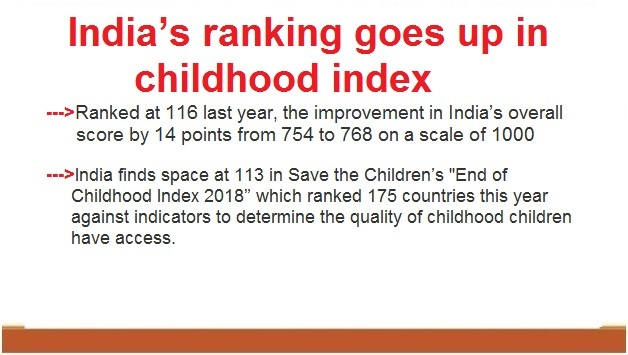 ias-coaching-centres-bangalore-hyderabad-pragnya-ias-academy-current-affairs-India-ranking-childhood