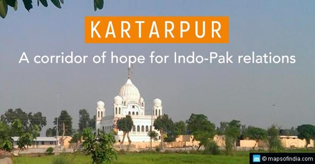 ias-coaching-centres-bangalore-hyderabad-pragnya-ias-academy-current-affairs-Kartarpur-India-Pakistan
