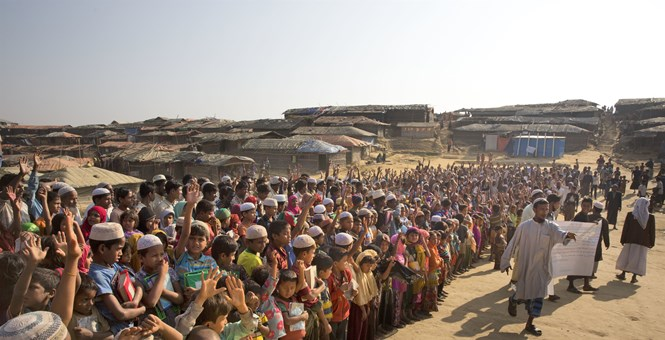 ias-coaching-centres-bangalore-hyderabad-pragnya-ias-academy-current-affairs-Rohingya-muslim-refugee
