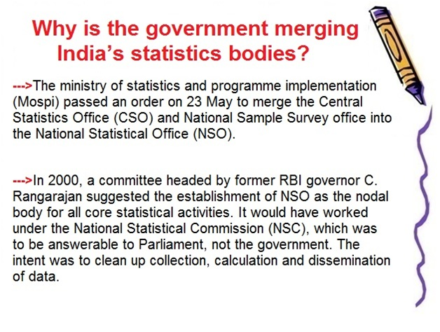 ias-coaching-centres-bangalore-hyderabad-pragnya-ias-academy-current-affairs-government-merging-statistics-bodies