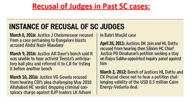 ias-coaching-centres-bangalore-hyderabad-pragnya-ias-academy-current-affairs-judge-case-recusal